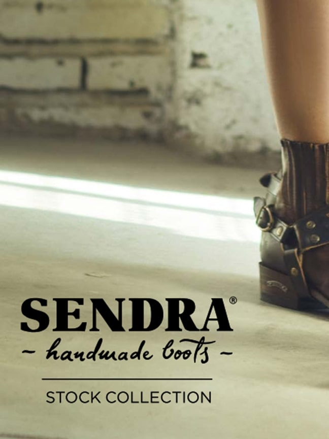 CATALOG Sendra Boots
