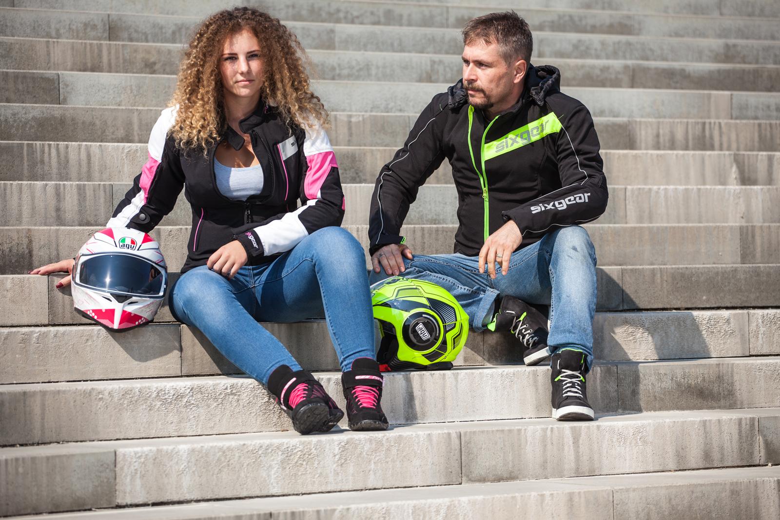 GALERIE FOTO Echipamente Moto Sixgear