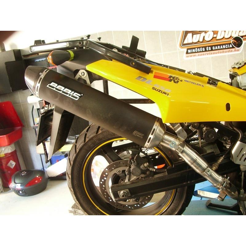Motocicleta Suzuki DL 650 V-Strom - 2005