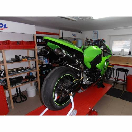 Toba esapament Bodis Kawasaki ZX10r '06-'07