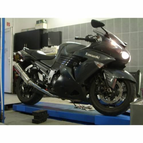 Toba esapament Bodis Kawasaki ZZR 1400
