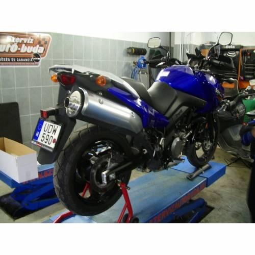 Toba esapament Bodis Suzuki DL 650 Vstrom