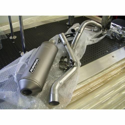 Toba esapament Bodis Suzuki DRZ 400 S