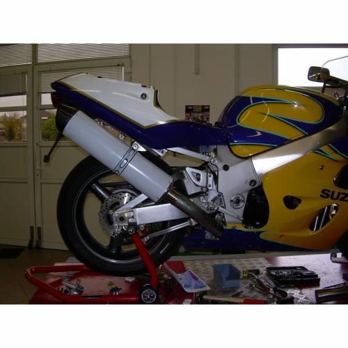 Toba esapament Bodis Suzuki FastRide
