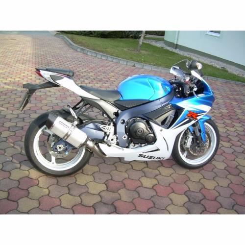Toba esapament Bodis Suzuki GSX-R 600 '11-