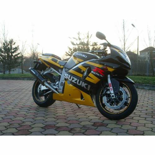 Toba esapament Bodis Suzuki GSX-R 600 2003 Bodis Three-tec carbon