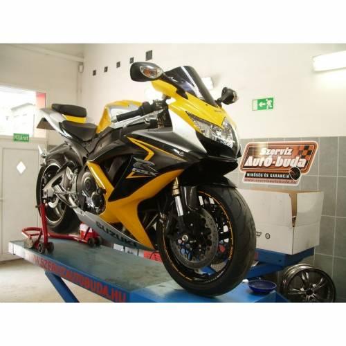 Toba esapament Bodis Suzuki GSX-R 600(08-10) GP1 Slip-On
