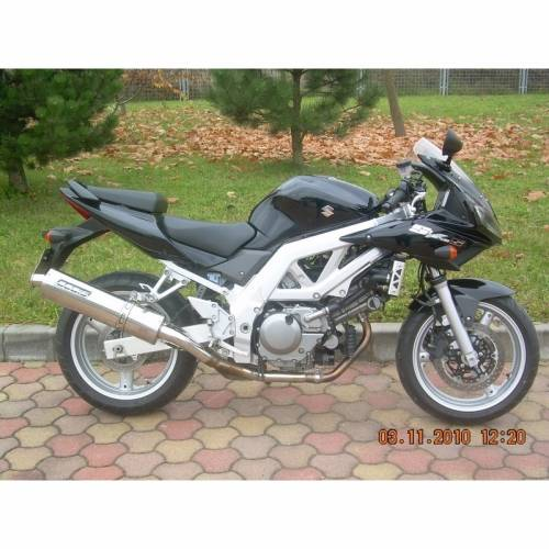 Toba esapament Bodis Suzuki SV 650
