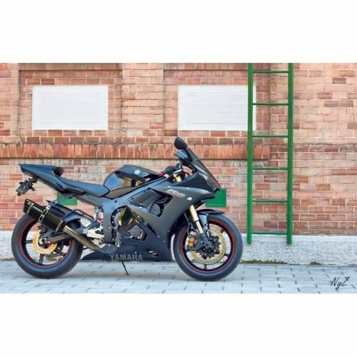 Toba esapament Bodis Yamaha R6 (-05)