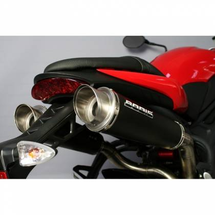 Toba esapament Bodis Triumph Speed Triple 1050 2010-