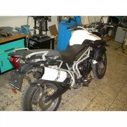 Toba esapament Bodis Triumph Tiger 800 (2012-)