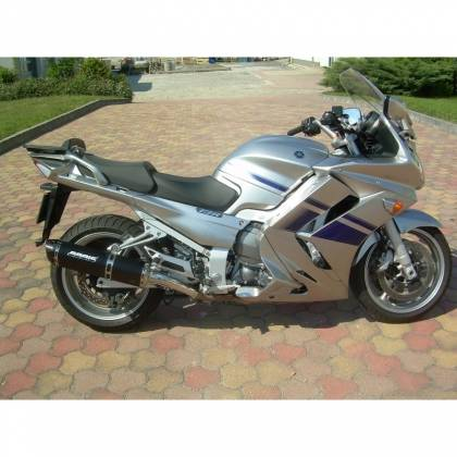 Toba esapament Bodis Yamaha FJR 1300 - Three Tec C