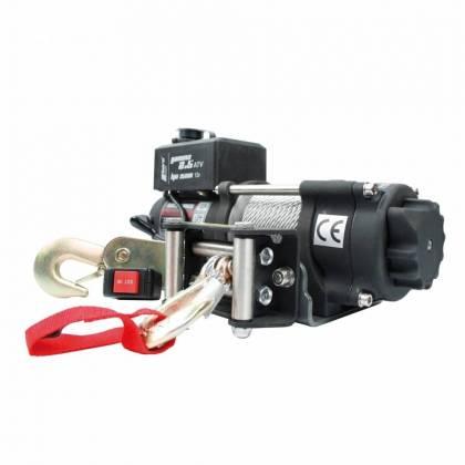Troliu HORN Gamma 2.5 ATV winch 1.1 t 12 V - HPA2500A-12V