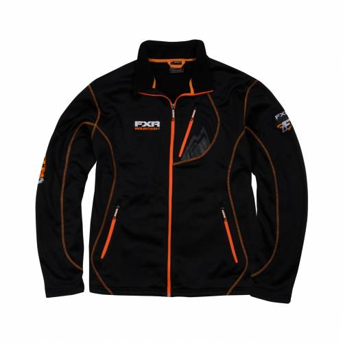 Hanorac FXR Elevation Full-Zip · Negru