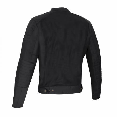 Geacă Moto din Textil SEGURA OSKAR · Negru