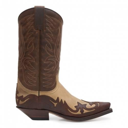 Cizme Cowboy SENDRA BOOTS 3241 · SPRINTER 7004 MAD DOG HUESO · Maro