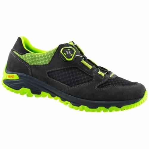 Adidași Sport GAERNE VOLT VIBRAM ANTHRACITE · Gri / Verde-Fluo
