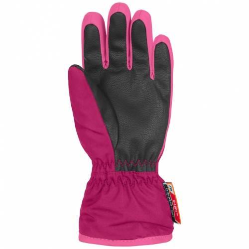 Mănuși Copii REUSCH BEN 329 · Pink / Mov / Negru
