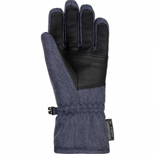 Mănuși schi Copii REUSCH MARLENA R-TEX® XT JUNIOR 4514 · Albastru / Negru