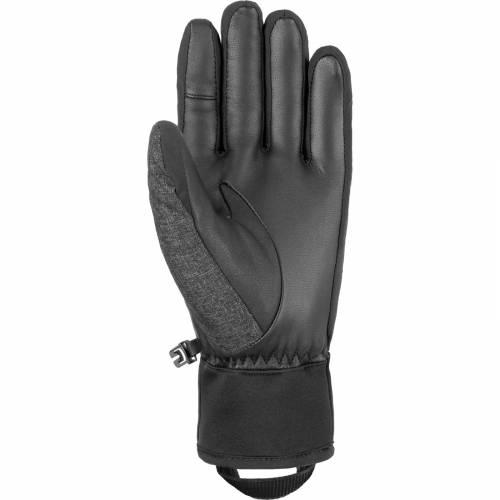 Mănuși schi REUSCH RYAN MEIDA® DRY TOUCH-TEC · Negru / Gri