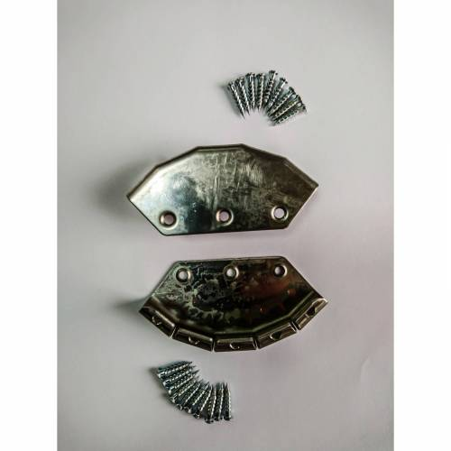 Vârf Metal Cizme Enduro - Cross GAERNE ONESIZE · Gri