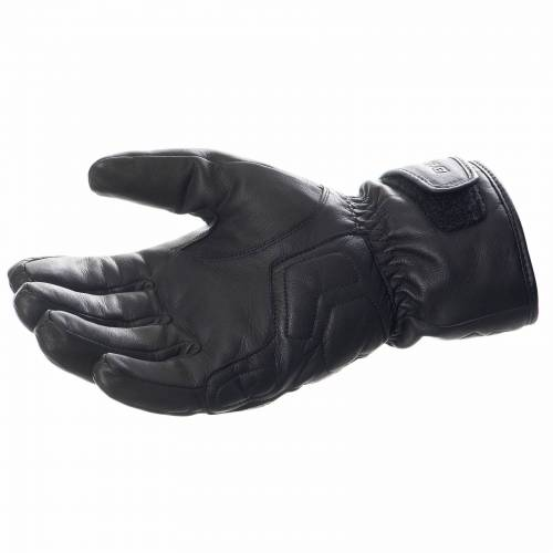 Mănuși Moto din Piele BERING KEN · Negru