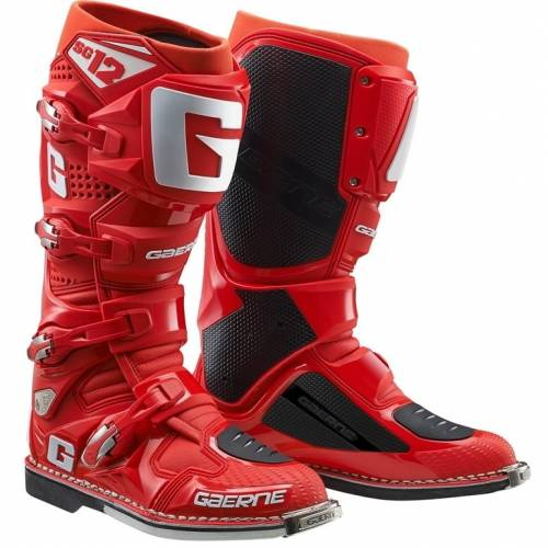 Cizme Enduro - Cross GAERNE SG12 · Roșu