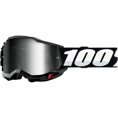 Ochelari Enduro - Cross 100% ACCURI 2 · Negru