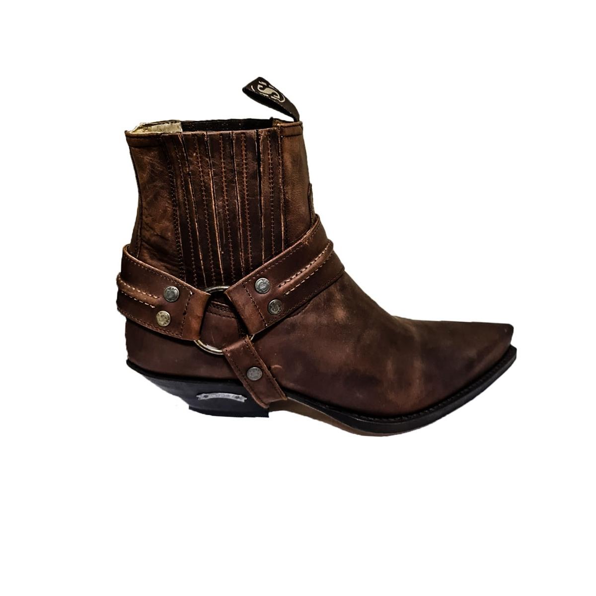 Botine Cowboy SENDRA BOOTS 2746 Sprinter 7004 · Maro