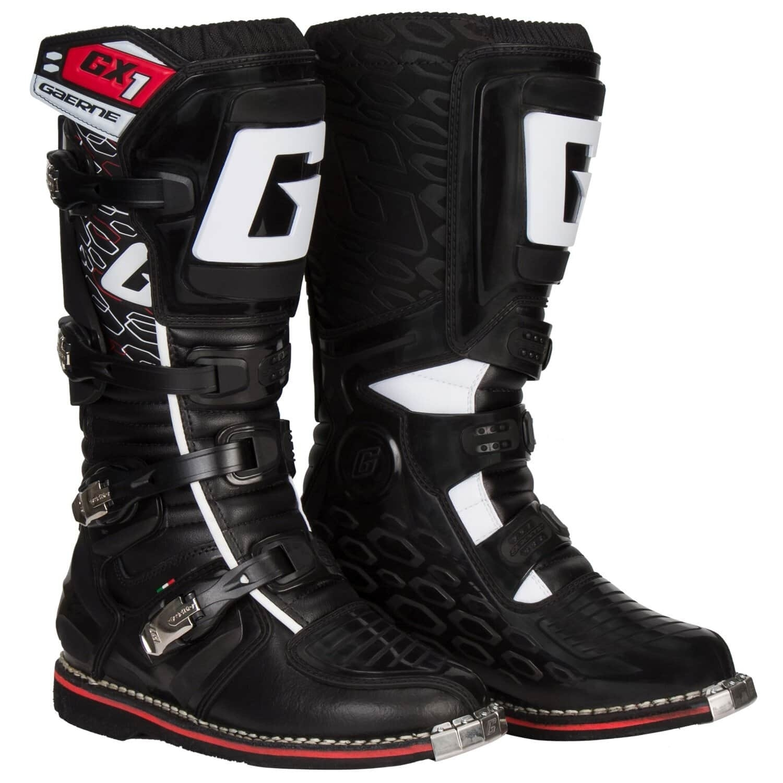 Cizme Enduro - Cross GAERNE GX1 GOODYEAR · Negru / Roșu