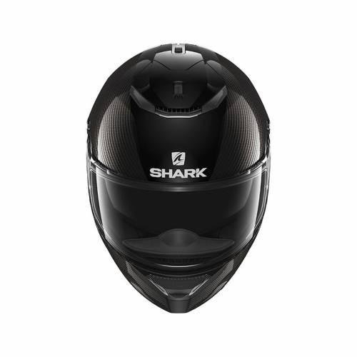 Cască Moto Integrală SHARK SPARTAN 1.2 CARBON SKIN · Negru / Gri