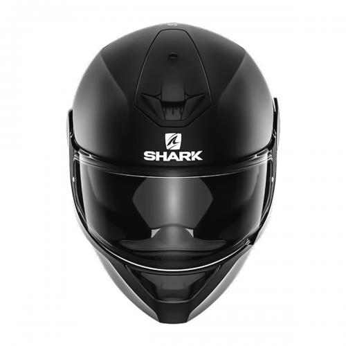 Cască Moto Integrală SHARK D-SKWAL 2 BLANK · Negru Mat