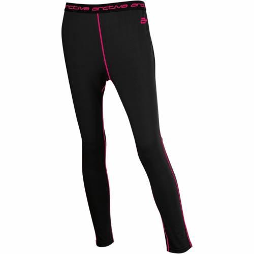 Pantaloni Damă ARCTIVA S7W REGULATOR · Negru / Roz