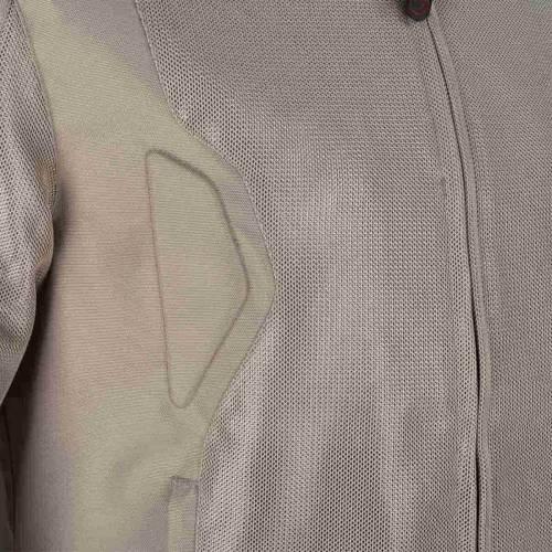 Geacă Moto din Textil BERING RIKO · Bej
