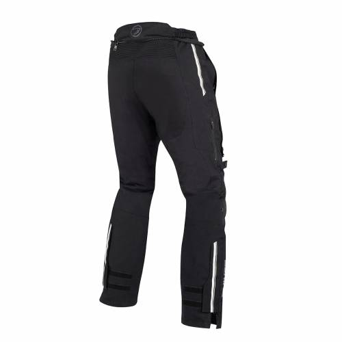 Pantaloni Moto din Textil BERING BRONKO · Negru