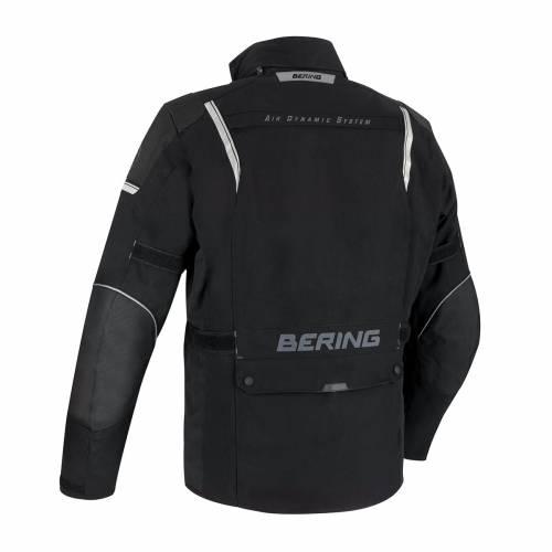 Geacă Moto din Textil BERING BRONKO · Negru