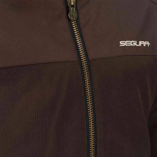 Geacă Moto din Textil SEGURA OSKAR · Maro