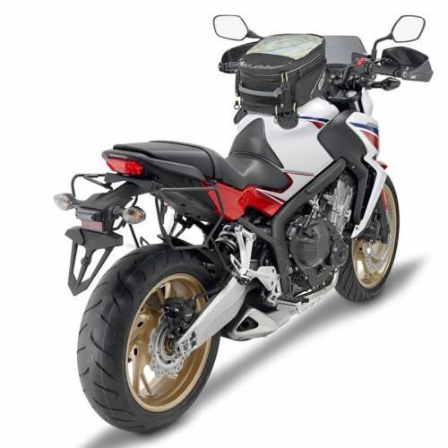 Geantă Rezervor Moto GIVI EA102B 25 L  · Negru / Galben