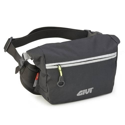 Borșetă GIVI EA125 · Negru / Gri