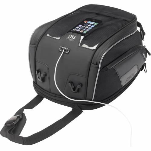 Geantă Moto pentru Rezervor GIVI XS307 · Negru