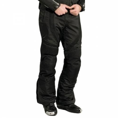 Pantaloni Moto din Textil SHOX FOUR SEASON · Negru