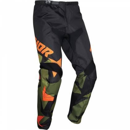 Pantaloni Enduro - Cross THOR SECTOR WARSHIP