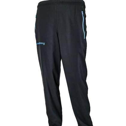 Pantaloni Trening STRINBERG 2135 · Negru / Roșu