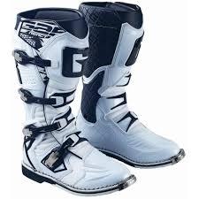 Cizme Moto din Piele & Textil GAERNE G-REACT Goodyear