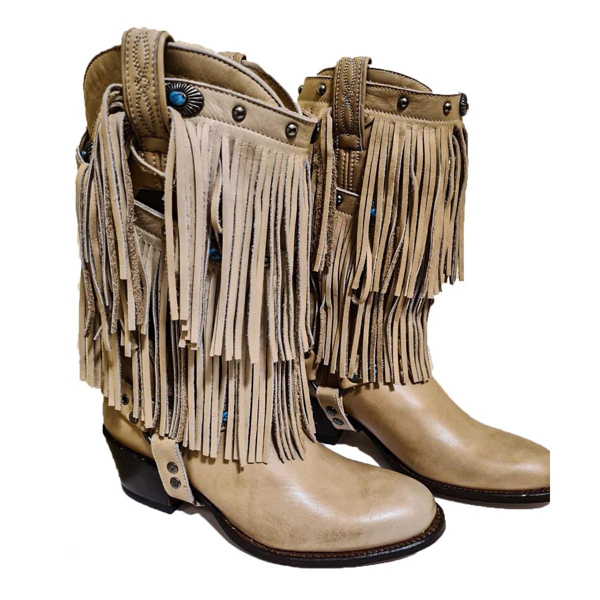 Cizme Cowboy Damă SENDRA BOOTS 11458