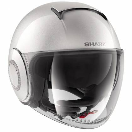 Cască Moto Open Face SHARK NANO CRYSTAL
