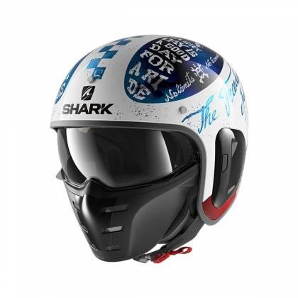 Cască Moto Open Face SHARK S-DRAK 2 TRIPP IN