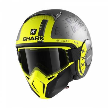 Cască Moto Open Face SHARK STREET DRAK TRIBUTE