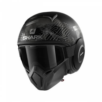 Cască Moto Open Face SHARK STREET DRAK KRULL