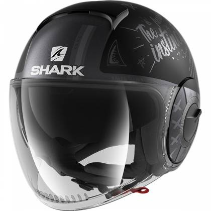 Cască Moto Open Face SHARK NANO TRIBUTE